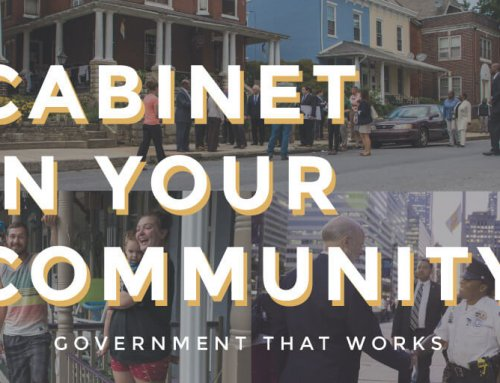 Wolf Administration Hosts Cabinet in Your Community Event