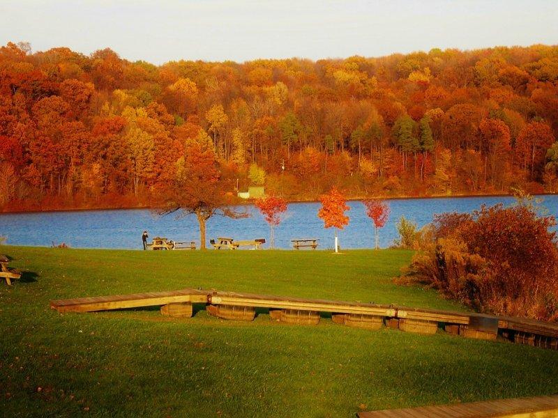 Pennsylvania Lake
